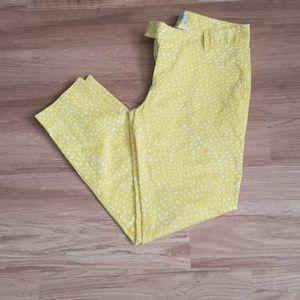 Gap | slim cropped pants